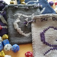 Good, Good Dice Bags for Those Good, Good Boys