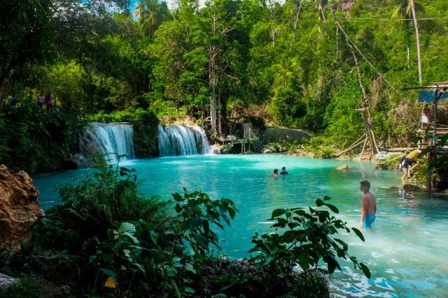 Siquijor Island-Cambugahay Falls (1)