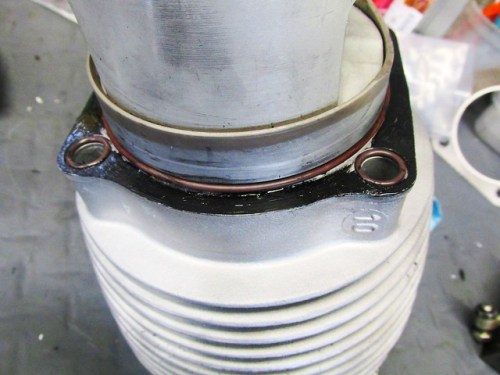 Cylinder Sleeve and Top Cylinder Stud O-rings