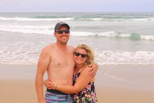 Beach lovin'.