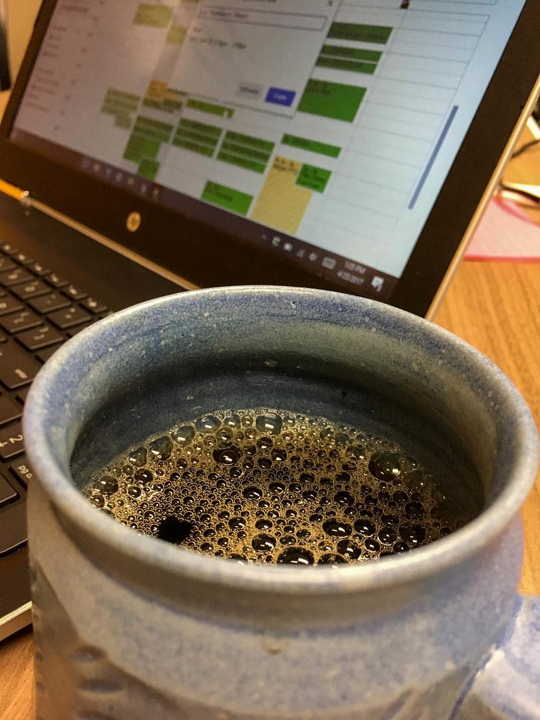 Drink Coffee Do Work