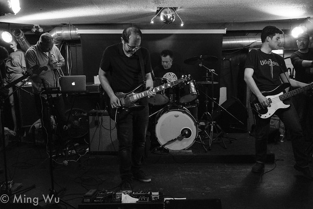 The Band Whose Name Is A Symbol @ House of Targ