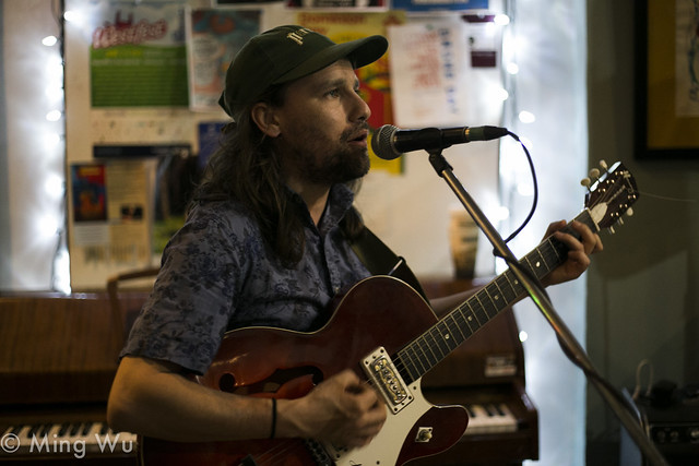 Claude Munson @ The Record Centre