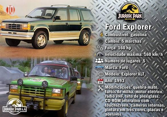 10 Ford Explorer