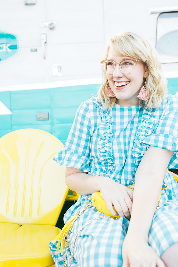 austin fashion blogger writes like a girl gingham asos dress14