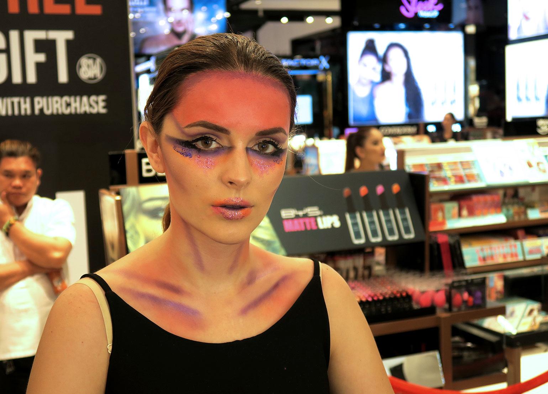 6 SM Beauty Pro Card - Glam Session - She Sings Beauty by Gen-zel