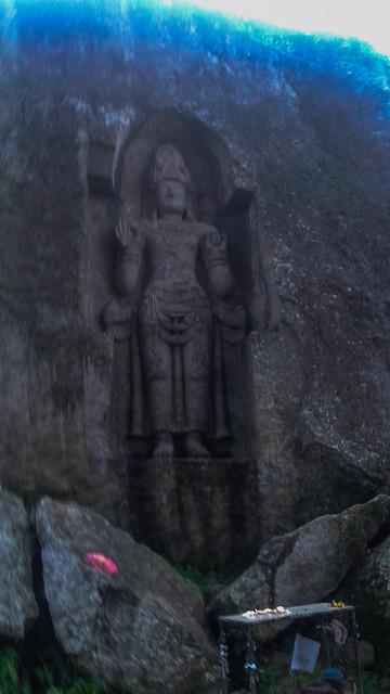 Rock Of The Leper King Weligama Sri Lanka