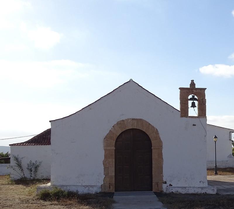 Ermita de San Isidro Labrador Triquivijate Isla de Fuerteventura 198