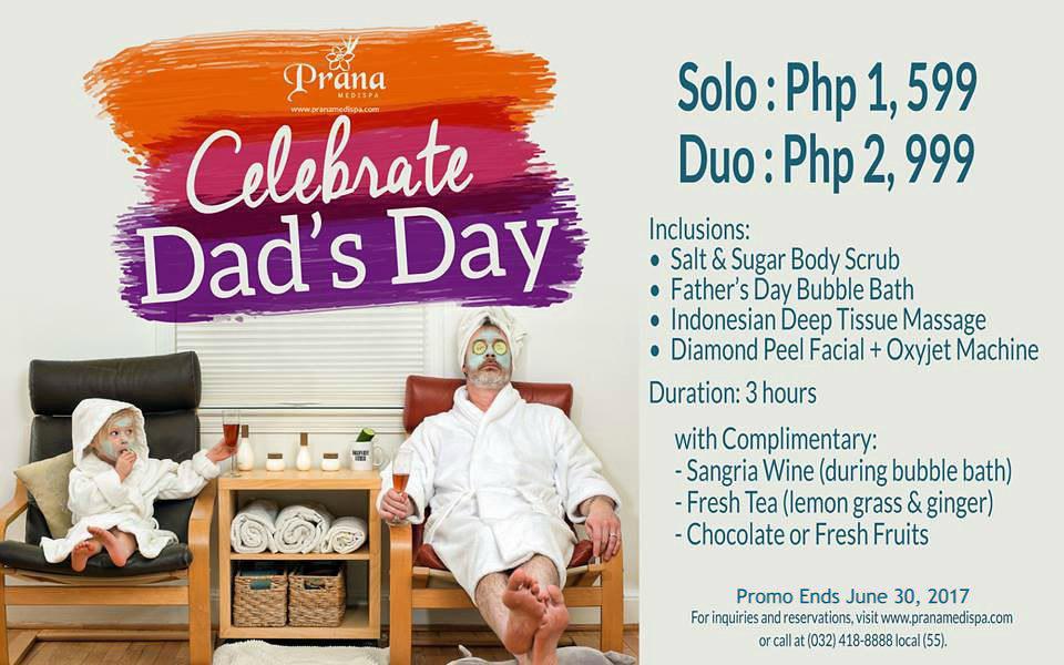 Prana Father's Day