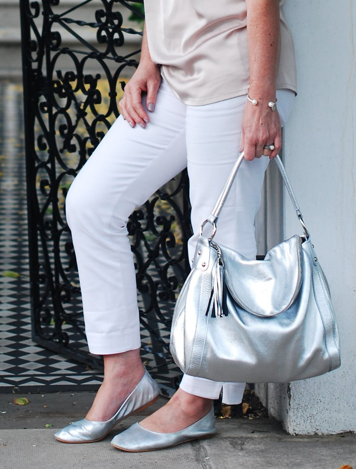 London South Kensington Summer Look Details