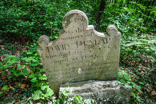 Old Stone Cemetery at Landsford Canal-032