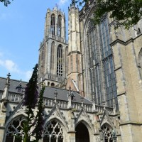 Holland: Utrecht - St-Martin's Cathedral