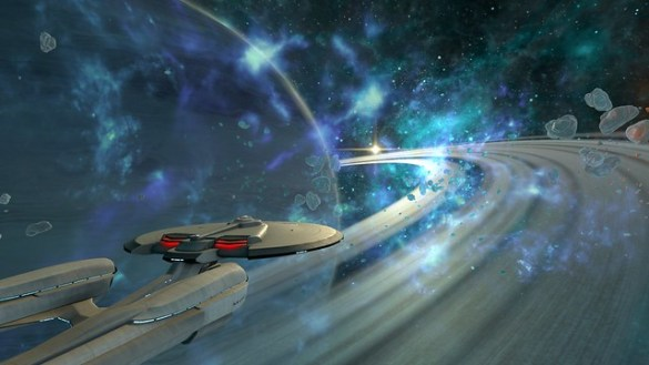 Star Trek Bridge Crew - Space Flight
