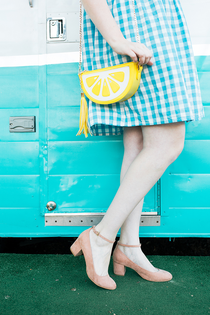 austin fashion blogger writes like a girl gingham asos dress12