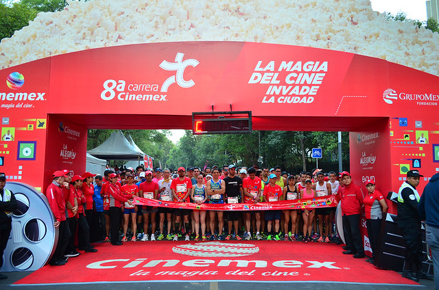 Carrera Cinemex 2017