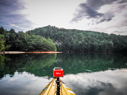 Lake Keowee and Estatoe Creek-52
