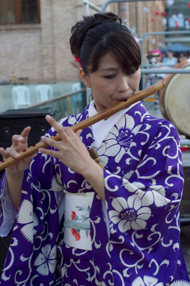 Matsuri - flauta