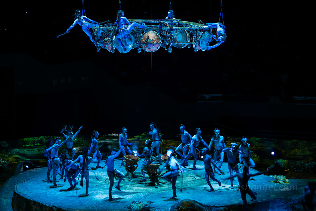 Cirque Du Soleil Avatar: Toruk The First Flight Review + Photos + Ticket Prices