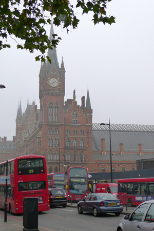 St Pancras by Jill Browne