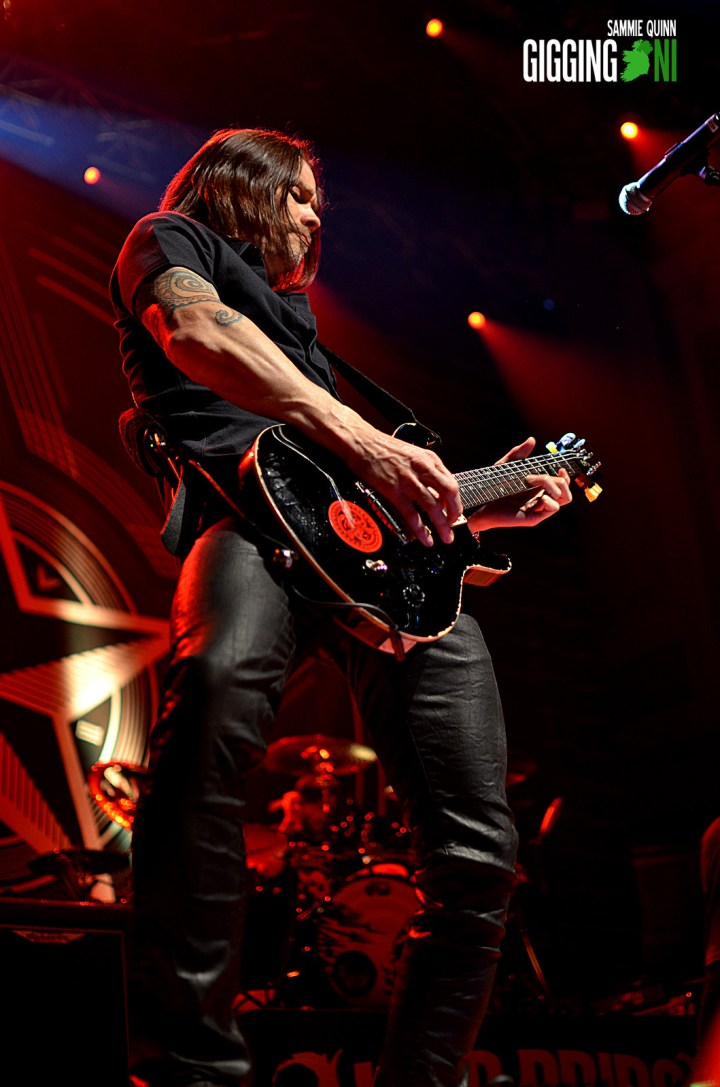 Alter Bridge @ Ulster Hall