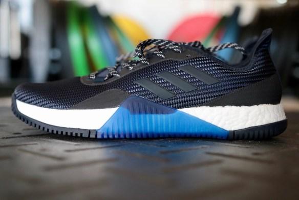 d3ce6532c8726 Adidas CrazyTrain Boost Elite Shoe Review