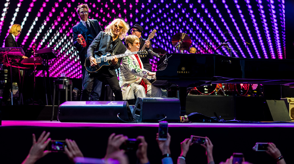 Elton John to Play Back to Back Shows at Bell MTS Place in October 2019