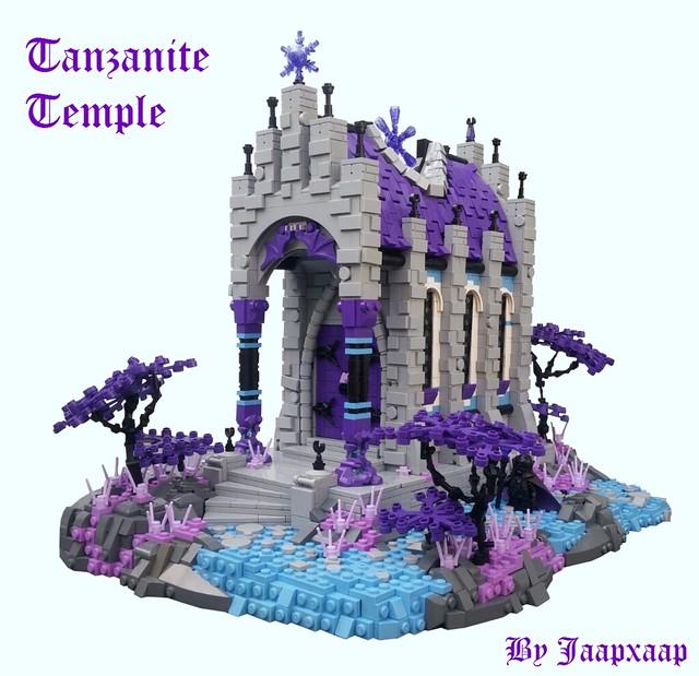 The Tanzanite Temple