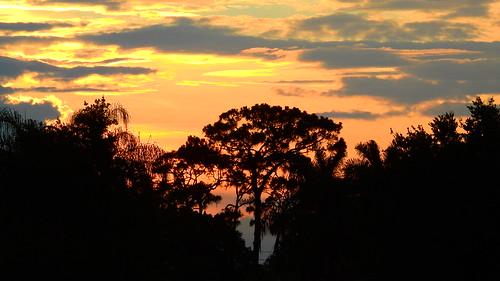 Sunset June 13th.