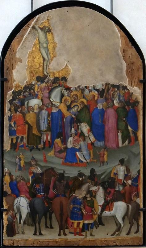 museo del louvre di parigi - pittura italiana   brundarte - Soggiorno Di Giotto A Napoli 2