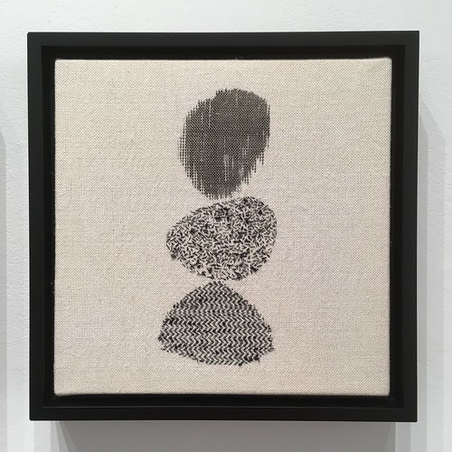 Amanda Wood at Cityscape Gallery - Means of Production