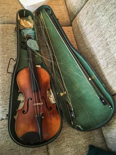 Burdick Violin