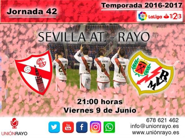 Sevilla Atlético - Rayo