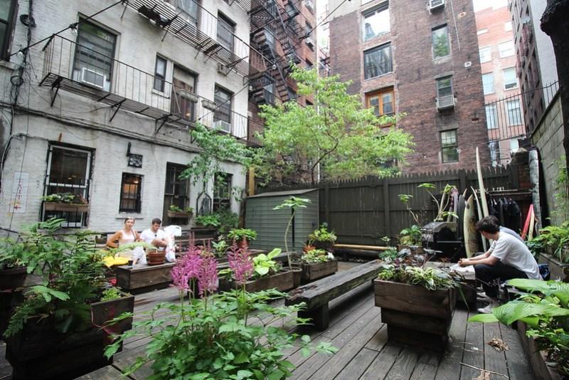 Saturdays NYC Crosby Street