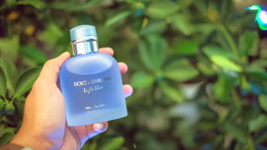 Inside Dolce Amp Gabbana Perfume Launch D Amp G Light Blue