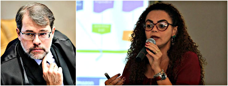 Supremo nega pedido do PMDB sobre suposto caso de nepotismo no Pará, Dias Toffoli e Izabela Jatene