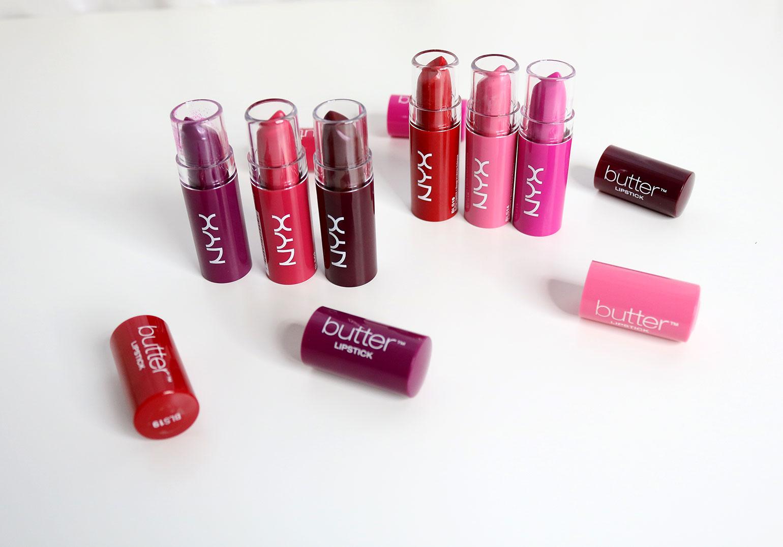 1.1 NYX Lip Butter Lipstick Review - She Sings Beauty by Gen-zel