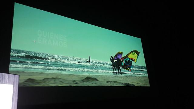 vídeo presentación isla de Tenerife