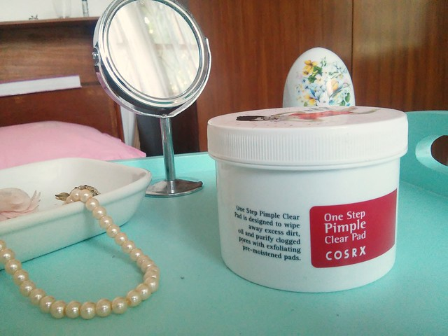 Noob-Friendly Acid : A Review of COSRX One Step Pimple Clear Pad