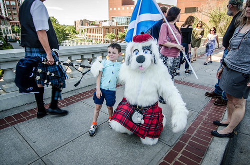 2017 Great Scots Parade with Upstate Minis-18
