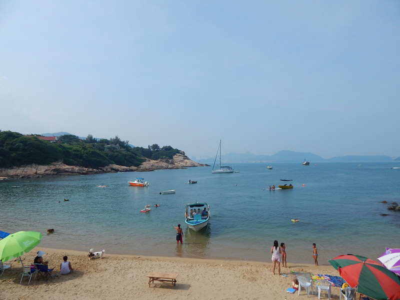 City Girl City Stories: Exploring HK Shek O