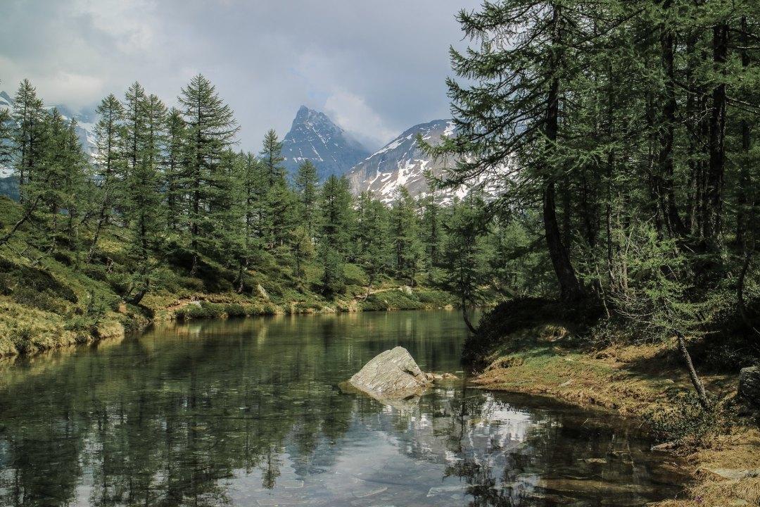 Lago delle Streghe, Alpe Veglia