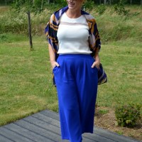 Fashion: Outfit of the week - Palazzo Pants