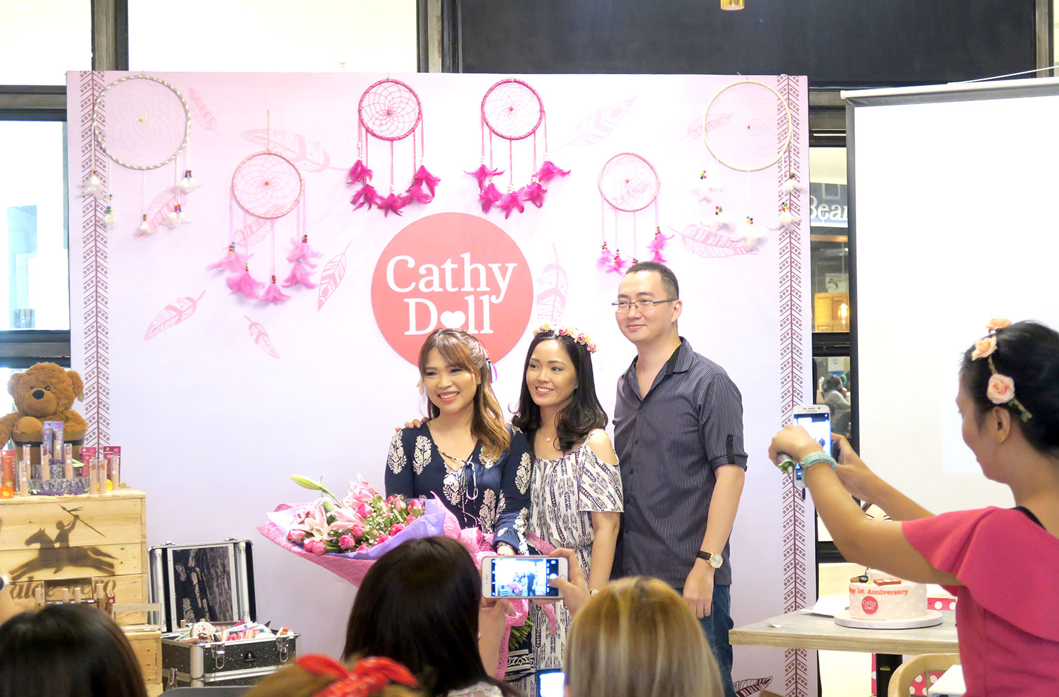 3 Cathy Doll Philippines New Products - Anniversary - She Sings Beauty by Gen-zel