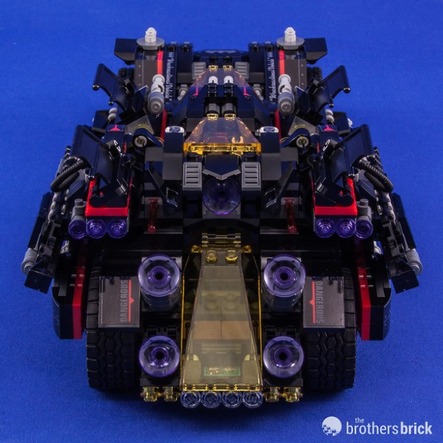 The LEGO Batman Movie's The Ultimate Batmobile 70917 ...