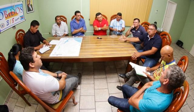 Vice-prefeito de Óbidos homologa resultado de licitação polêmica , Licitação do transporte escolar em Óbidos - resultado. Foto - Mauro Pantoja