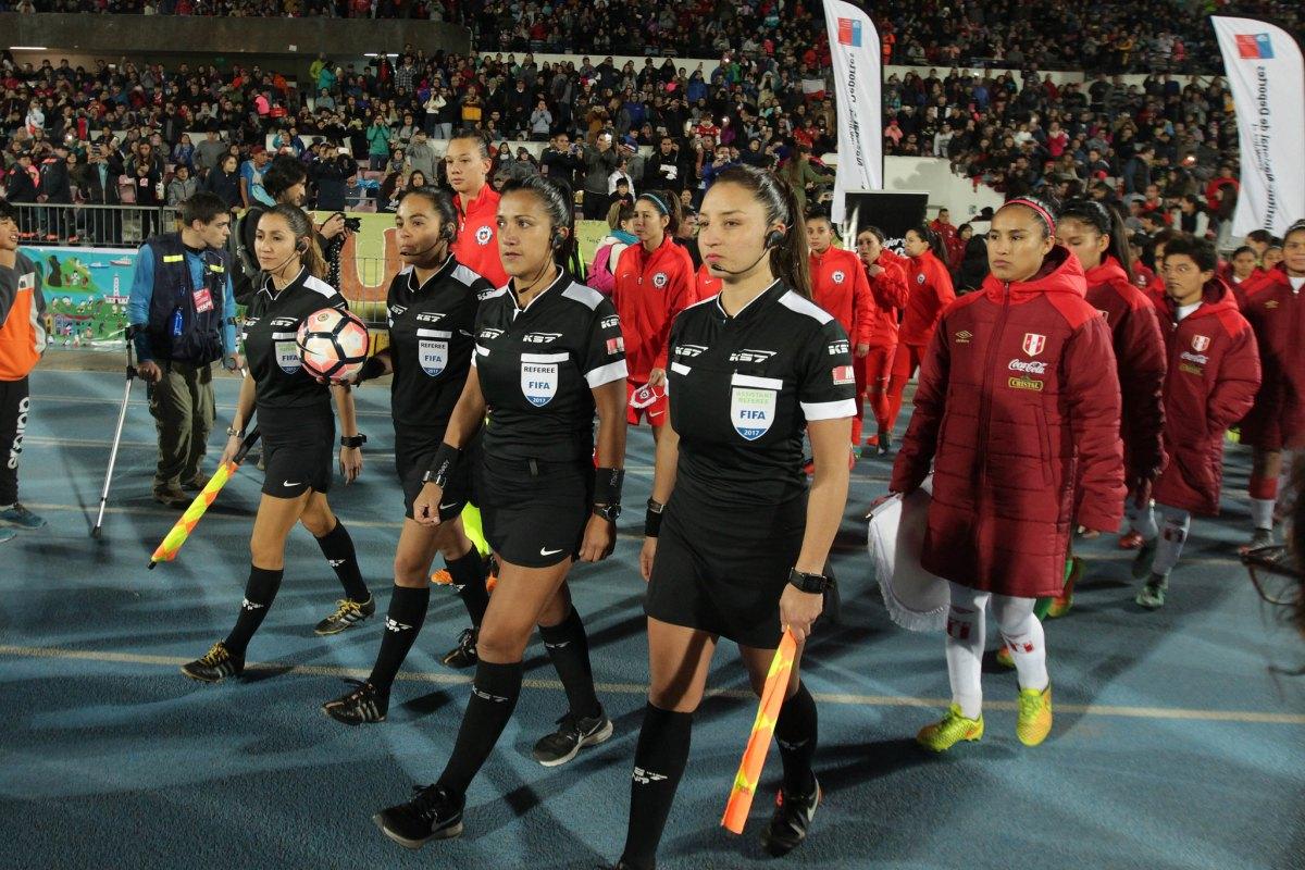 Chile - Perú Femenino