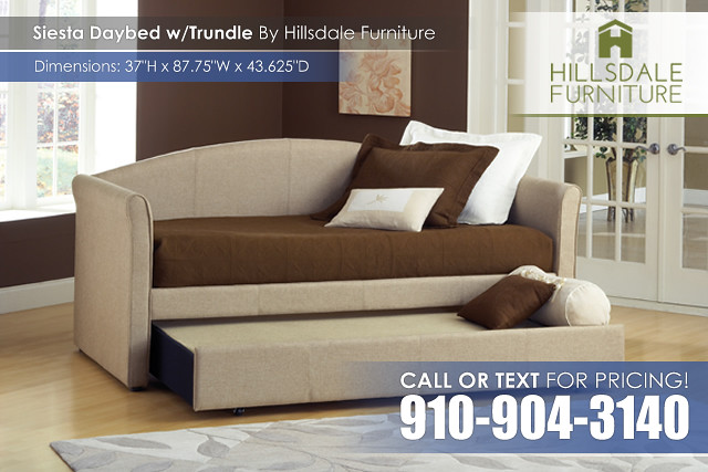 Siesta Daybed wTrundle_Call