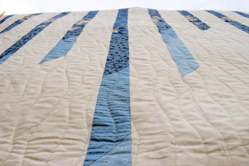 Ebb & Flow Quilt (Popular Patchwork July17)