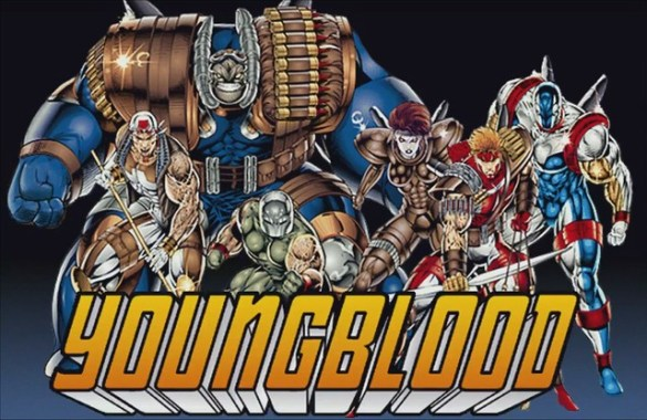 Youngblood - Comic Book Game