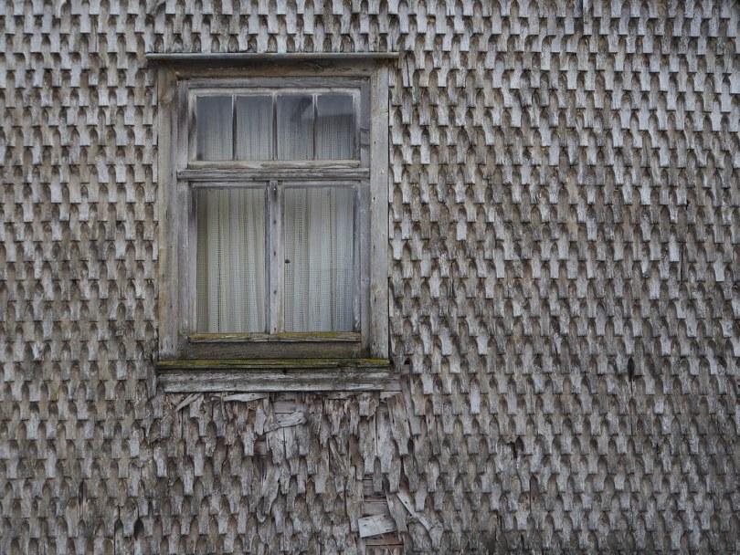 Ein Fenster, kein Durchblick